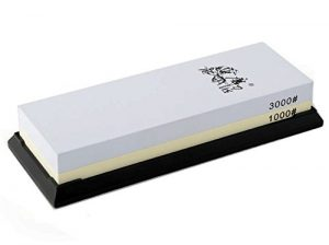 Grit Combination Corundum Whetstone Japanese Knife Sharpening Stone / Double Two-Sided
