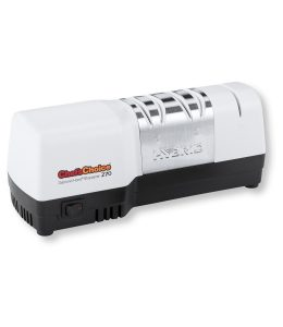 Diamond Hone Hybrid Knife Sharpener, White