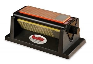 Smith's 8-inch Diamond Tri-Hone Knife Sharpening System