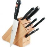 Wusthof Gourmet 7-Piece Knife Set with Block