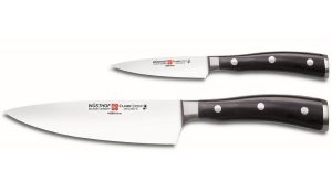 Classic Ikon 2 Piece Prep Knife Set
