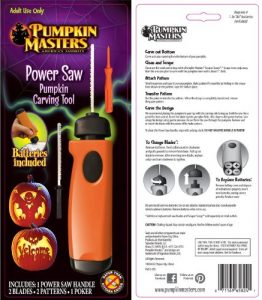 Pumpkin Masters Pumpkin Carver Battery Operated 4""