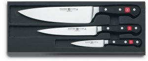 Wusthof Classic 3-Piece Knife Set