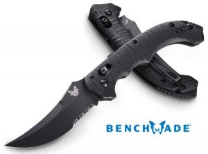 Benchmade 8600 Auto Bedlam - The Big Bad Boy Switchblade