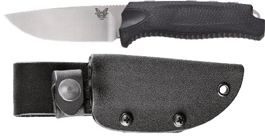 Benchmade Steep Country Fixed Blade Hunting Knife