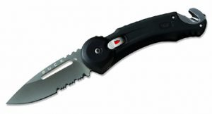 Buck 753 Redpoint Rescue Knife