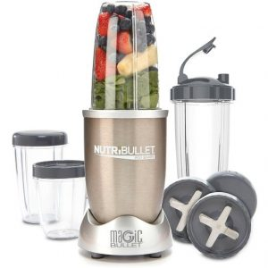 Magic Bullet NutriBullet Pro 900 Series Blender/Mixer System -15 set