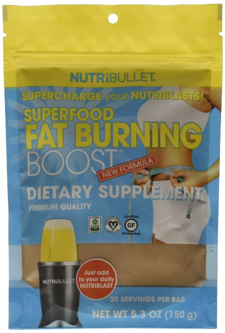 NutriBullet SuperFood Fat Burning Boost