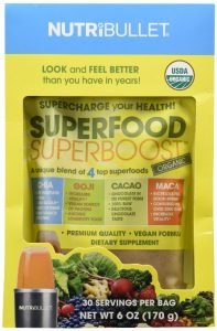 NutriBullet SuperFood SuperBoost 6 oz (30 servings)