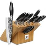 Shun Edo 11-piece Knife Block Set