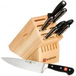 Wusthof Classic Knife Set with Block
