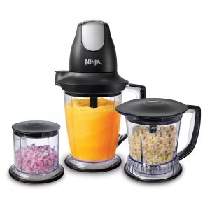 Ninja Master Prep Professional Blender, Chopper and Ice Crusher