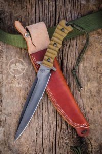 Tops Knives Wild Pig Hunter