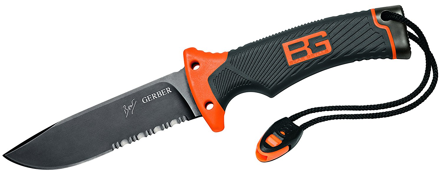 Gerber Bear Grylls Ultimate Knife